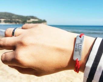 Bracelet with hanger
