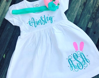 Easter Bunny Dress