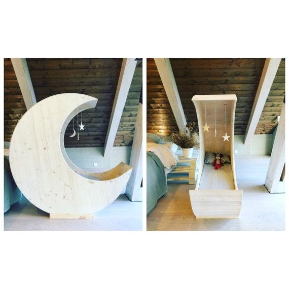 Crescent Moon Bassinet
