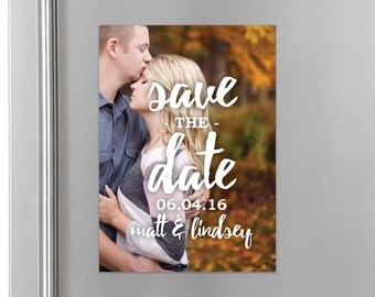 Standard Save the Date Magnets (25 pack)