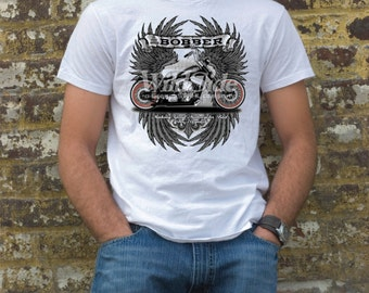 Bike Bobber t-shirt
