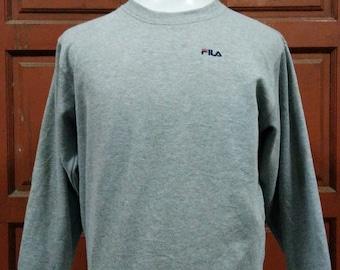 Fila Biella Italia small logo sweatshirt sweater sport
