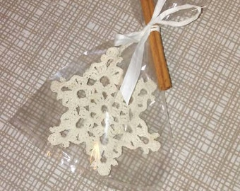 Christmas ornament,  snowflake