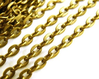 Golden chain mesh convict 1.5 mm