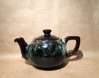 Vintage Royal Canadian Art PotteryTeapot - Ceramic Teapot