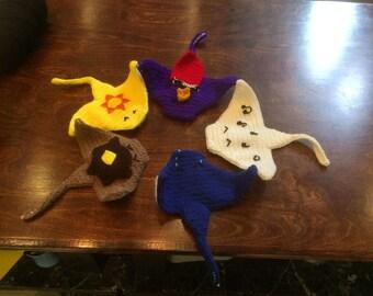 Crochet Manta Rays