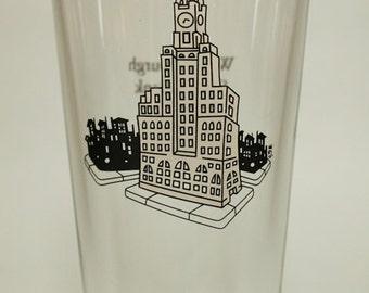 Williamsburg Savings Bank Pint Glass