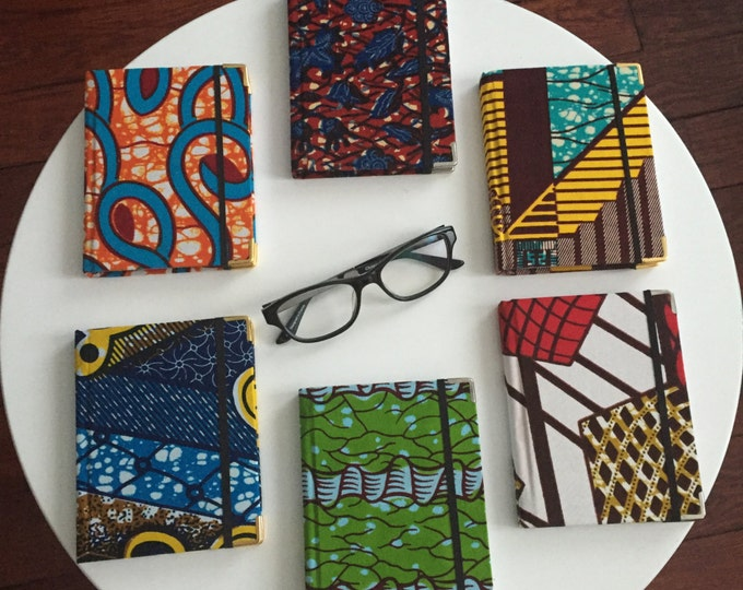 Notebook in fabric