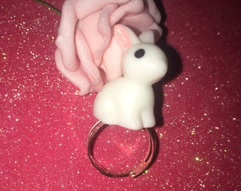 Cruelty free Bun adjustable Ring!