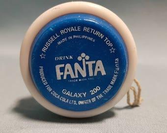Vintage Galaxy S200 FANTA Yo-yo, Vintage FANTA Yoyo