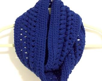 Hudson Infinity Scarf // Crochet Infinity Scarf // Crochet Scarf