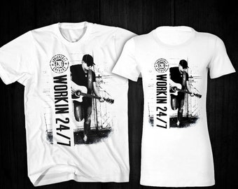 Pre-Sale***    WORKING 24/7 T-SHIRT