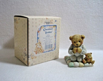 Cherished Teddies - Patrick - Thank You For A Friend That's True