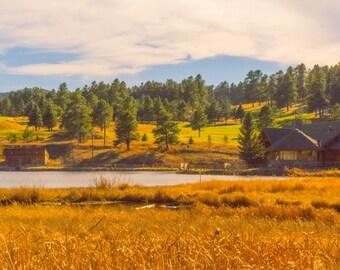 Evergreen Lake - Colorado - 2016