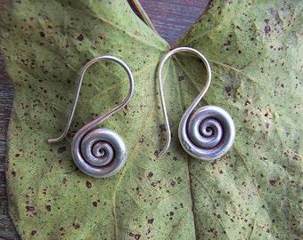 Silver earrings. Silver earrings. Silver jewelry. Ethnic earrings. Ethnic jewelry.