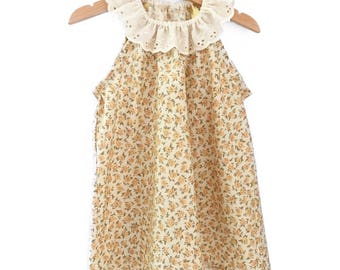 Vintage Rose Dress