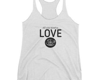 Women's tank top | LOVE