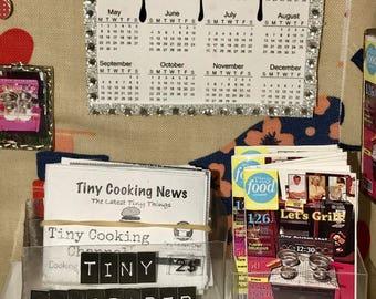 Tiny Cooking Media Set