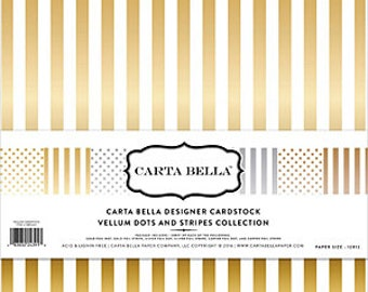 Carta Bella Vellum Collection Kit