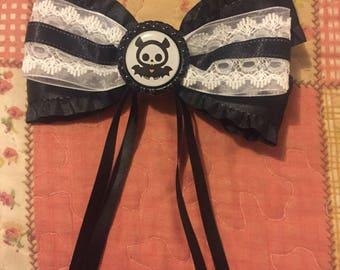 Skelanimals hair bow