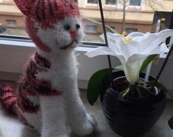 Hand-knitted, toys, children, organic
