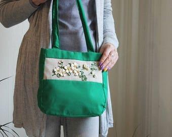 Handmade tote bags | Etsy