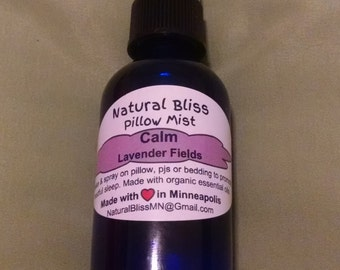 4oz Calming Pillow Mist