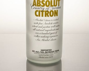 Absolut Candle Holder