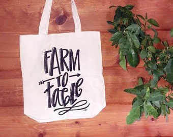 Farm to Table Tote
