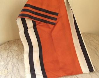 vintage silk scarf