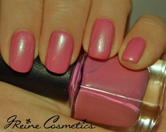 Hawt - Light Pink with a salmon shimmer Nail Polish