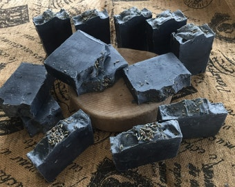 Lavender and Peppermint Soap Bar