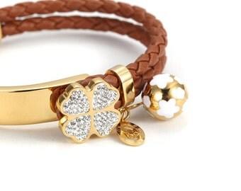 Good Fortune Omkara Bracelet