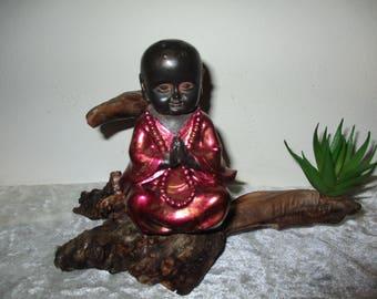 Buddha statuette for deco zen