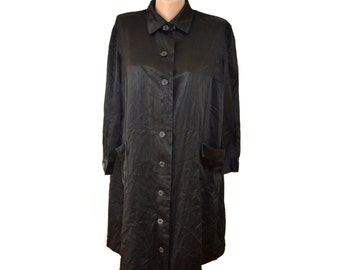 Vintage GIP Mizia Pleven Bulgaria school uniform black girls women 60s