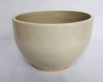 Flower Imprinted Bowl