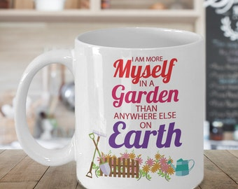 Gardening Mug, Gifts for Gardener, Gardening Gifts, Mug for Gardener, Gardening Gift, Gift for Gardener, Birthday Gift for Gardener
