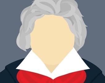 Minimalist Beethoven