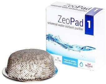 Zeopad: Universal Water Sorbent Purifier