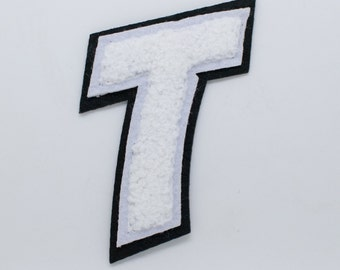 T varsity letters