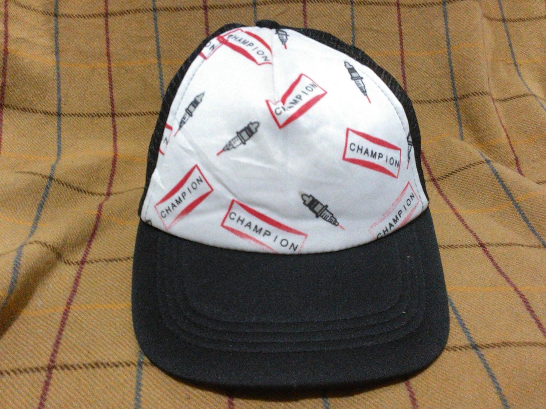 Champion Cap Hat Vintage Champion Cap Hat b9c7c59ae39d