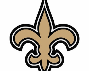New Orleans Saints SVG,Football , Logo files by layers - Make Your Own Print Cut Crafts, Shirts, Wall Art, Vinyl Decals,ECT