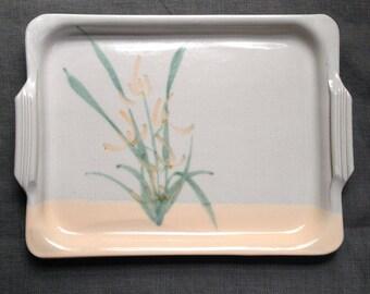 Bermagui pottery tray / Australian pottery