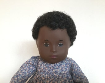 Sasha Doll Black Baby Little Flower