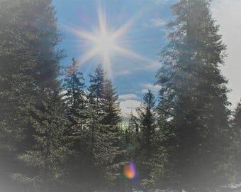 Idaho Scenery Photo Cards