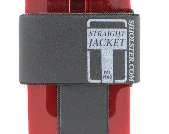 Straight Jacket Universal Smart Cell Phone Holster