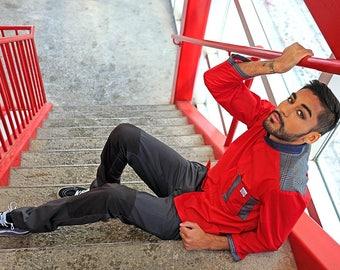 Commuter Red Shirt