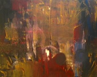 Custom Painting Art Print - Hope