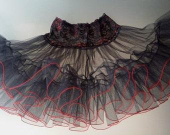 Petticoat, tulle