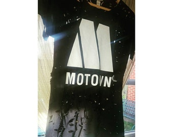 Motown distressed T Shirt.